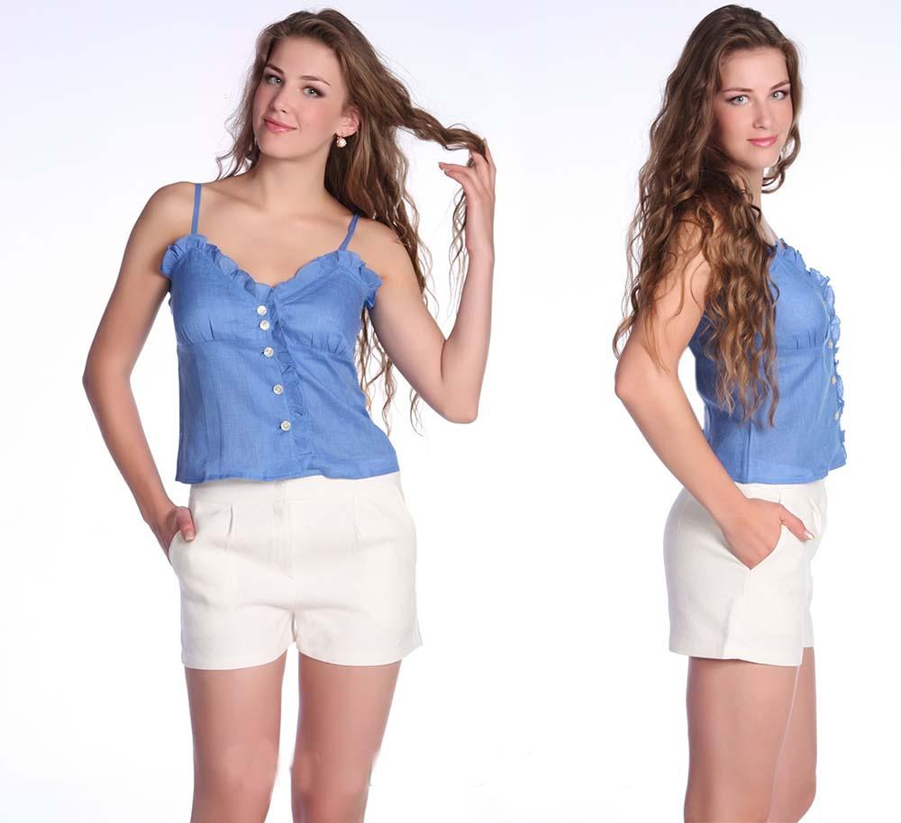 Шорты женские МариссаШорты<br>Длина 31-34 см в зависимости от размера. Ткань плотная(двунитка)  Размер: 50<br><br>Принадлежность: Женская одежда<br>Основной материал: Лен<br>Вид товара: Одежда<br>Материал: Лен<br>Длина: 18<br>Ширина: 12<br>Высота: 3<br>Размер RU: 50