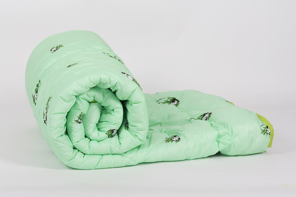 """Одеяло зимнее """"София"""" (бамбук, тик) 1,5 спальный (140*205)"""