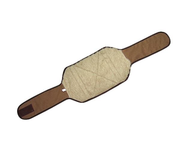 Пояс из верблюжьей шерсти Скорая помощьТекстиль для здоровья<br>Пояс из верблюжьей шерсти, содержащей ланолин, способствует уменьшению болей в пояснице, согревает и расслабляет мышцы спины, облегчает боль при радикулите, артрите, остеохондрозе и просто снимает усталость.<br><br><br><br> Размер: L (93-103 см)<br><br>Высота: 7<br>Размер RU: L (93-103 см)