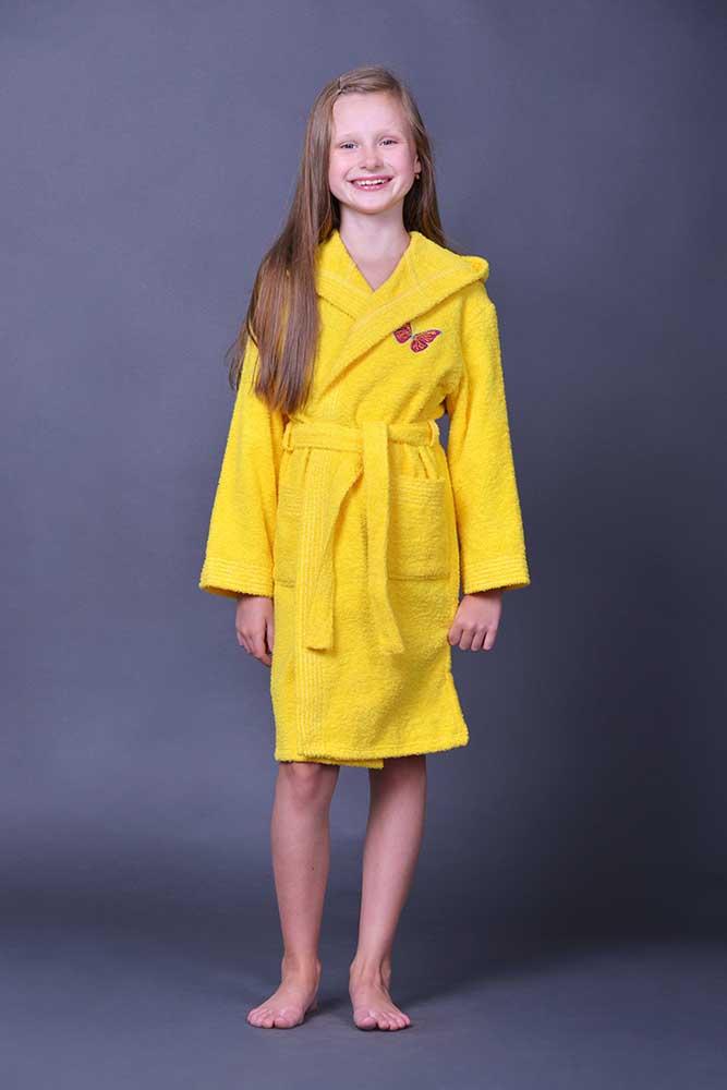 Халат детский с капюшоном Вышивка 40Халаты теплые<br>Самая лучшая одежда для дома - это мягкий теплый халат, вне зависимости от вашего пола и возраста. И если вы давно хотите приобрести своему ребенку теплый домашний халат, то мы хотим познакомить вас с моделью Вышивка для мальчиков и девочек!<br>Халат имеет прямой крой, длину до колен, длинные рукава и большой удобный капюшон. Он также снабжен парой накладных карманов и поясом, выполненным из того же материала, что и все  изделие. Кстати о материале: сшит детский халат Вышивка из махры, гипоаллергенной хлопковой ткани.<br>В наличии имеются расцветки и размеры для мальчиков и девочек от одиннадцати до семнадцати лет.<br>  Размер: 40<br><br>Принадлежность: Детская одежда<br>Возраст: Подростковый возраст (11-17 лет)<br>Пол: Унисекс<br>Основной материал: Махра<br>Страна - производитель ткани: Турция<br>Вид товара: Детская одежда<br>Материал: Махра<br>Плотность: 320 г/кв. м.<br>Состав: 100% хлопок<br>Длина: 18<br>Ширина: 12<br>Высота: 7<br>Размер RU: 40