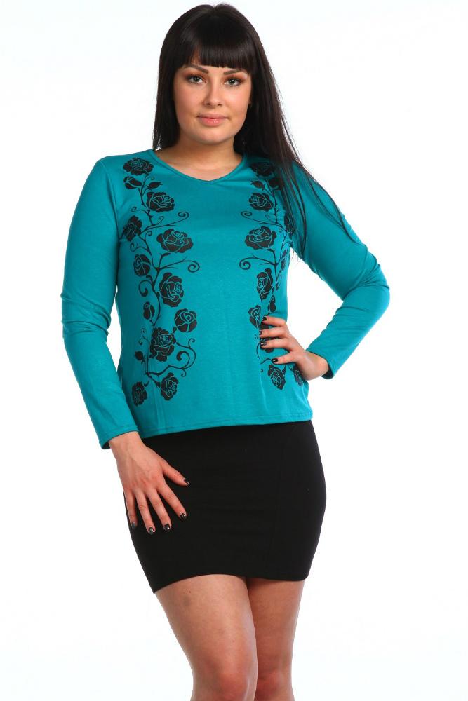 Блузка женская ВерсальБлузки<br>Размер: 44<br><br>Высота: 7<br>Размер RU: 44