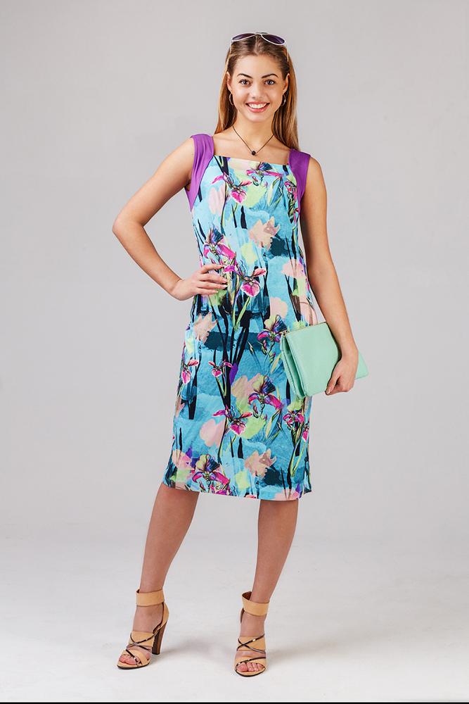 Платье женское СинтиПлатья<br>Размер: 48<br><br>Принадлежность: Женская одежда<br>Основной материал: Вискоза<br>Вид товара: Одежда<br>Материал: Вискоза<br>Состав: 95% вискоза, 5% лайкра<br>Длина: 18<br>Ширина: 12<br>Высота: 7<br>Размер RU: 48