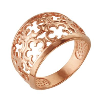 Кольцо бижутерия 2302714црБижутерия<br>Украшений много не бывает - уверены, что тут вы с нами полностью согласитесь, а потому точно захотите познакомиться с кольцом, которое видите сейчас.   Сложно поверить, но кольцо, на самом деле, изготовлено всего лишь из бижутерного сплава, несмотря на то, какой естественный золотистый оттенок оно имеет. Но при этом материал кольца обладает высокой прочностью, а покрытие золочением - стойкостью.   В очень оригинальном стиле выполнен дизайн кольца, который точно выделит вас из серой массы и поможет выглядеть стильно как никогда раньше, ведь оно идеально дополнит любую вашу одежду!    Размер: 16.5<br><br>Принадлежность: Драгоценности<br>Основной материал: Бижутерный сплав<br>Страна - производитель ткани: Россия, г. Приволжск<br>Вид товара: Бижутерия<br>Материал: Бижутерный сплав<br>Покрытие: Золочение<br>Вставка: Без вставки<br>Габариты, мм (Длина*Ширина*Высота): 22*13,5<br>Длина: 5<br>Ширина: 5<br>Высота: 3<br>Размер RU: 16.5
