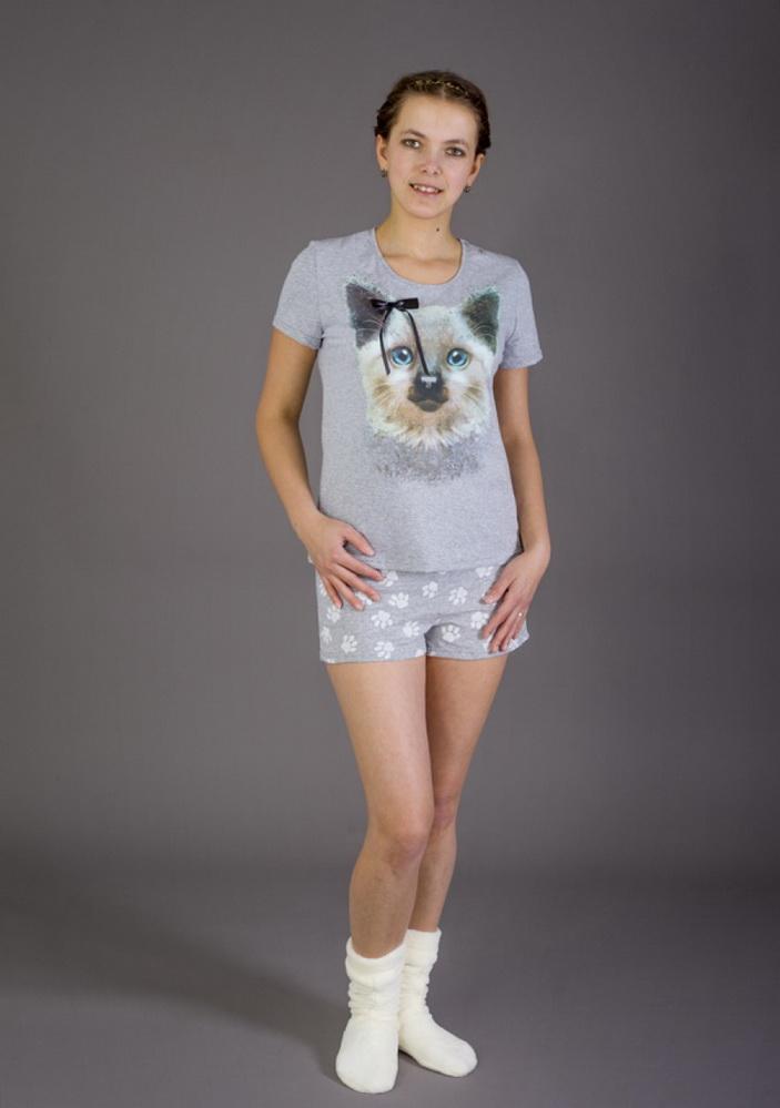 Пижама женская СимаПижамы<br>Размер: 46<br><br>Высота: 7<br>Размер RU: 46