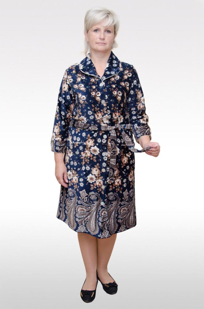 Халат женский МечтыТеплые халаты<br>Размер: 48<br><br>Высота: 11<br>Размер RU: 48