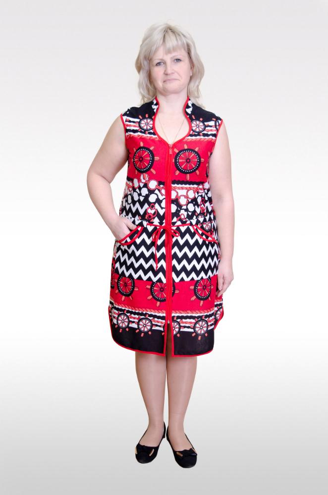 Халат женский Мия КупонЛегкие халаты<br>Размер: 54<br><br>Высота: 9<br>Размер RU: 54