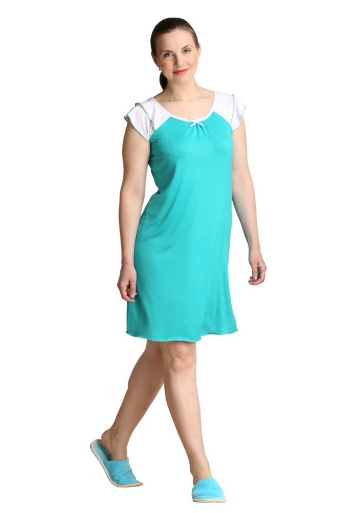 Ночная сорочка МаритимуСорочки и ночные рубашки<br>Размер: 52<br><br>Принадлежность: Женская одежда<br>Основной материал: Вискоза<br>Страна - производитель ткани: Россия, г. Иваново<br>Вид товара: Одежда<br>Материал: Вискоза<br>Длина по спинке : 50 размер - 78 см<br>Состав: 93% вискоза, 7% лайкра<br>Длина рукава: Без рукава<br>Длина: 18<br>Ширина: 12<br>Высота: 7<br>Размер RU: 52