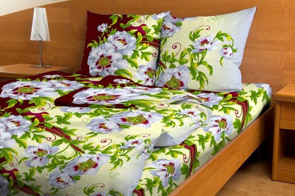 """Постельное белье """"Миледи розовый GS"""" (бязь) 1,5 спальный"""