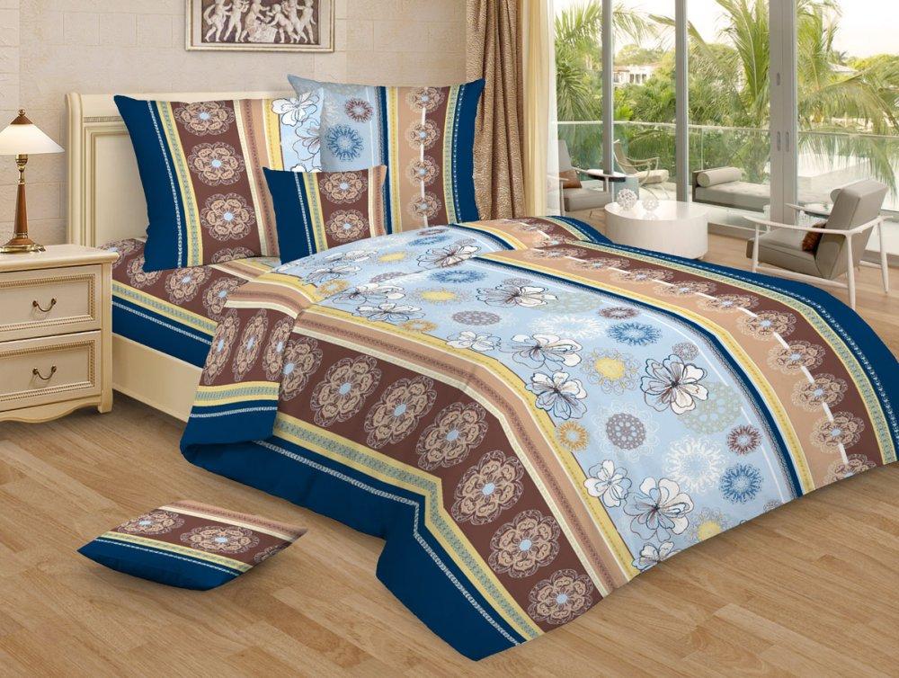 Постельное белье Кружевная сказка голубой GS (бязь) 1,5 спальныйЭКОНОМ<br>Думаете, что сладкий и крепкий сон можно найти только в сказке? Да, но только если это - комплект постельного белья Кружевная сказка голубой GS!   Секрет комфортабельного сна, который может подарить вам это постельное белье, заключается в том, что оно сшито из бязи, ткани с исключительно натуральным хлопковым составом. Ведь бязь обладает мягкой и очень приятной телу поверхностью.   Более того, в постельном белье Кружевная сказка GS вы обнаружите красивую расцветку с очаровательным узором. А его привлекательно низкая цена точно не будет препятствовать вашей покупке! Внимание! При пошиве данного КПБ используется ткань шириной 150 см, поэтому в двуспальном комплекте простыня и пододеяльник являются сшивными, где к одному отрезку ткани пришивается другой отрезок (т.е. по центру изделия будет проходить шов). Это необходимо, чтобы получить нужные размеры для двуспального варианта.   Размер: 1,5 спальный<br><br>Тип простыни: Со швом<br>Тип пододеяльника: Со швом<br>Производство: Производится про запас<br>Принадлежность: Для дома<br>Плотность КПБ: 105 гр/кв.м<br>Категория КПБ: Цветы и растения<br>По назначению: Повседневные<br>Рисунок наволочек: Расположение элементов расцветки может не совпадать с рисунком на картинке<br>Основной материал: Бязь<br>Страна - производитель ткани: Россия, г. Иваново<br>Вид товара: КПБ<br>Материал: Бязь<br>Сезон: Круглогодичный<br>Плотность: 105 г/кв. м.<br>Состав: 100% хлопок<br>Комплектация КПБ: Пододеяльник, простыня, наволочка<br>Длина: 37<br>Ширина: 26<br>Высота: 7<br>Размер RU: 1,5 спальный