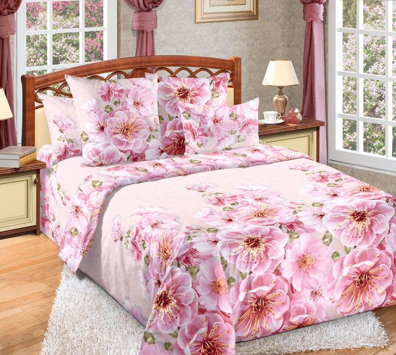 Постельное белье Миндаль розовый (перкаль) 2 спальныйПеркаль<br>Все знают, какими вкусными могут быть миндальные орехи, но многие ли знают, каким красивым может быть цветущий миндаль?   Всю его красоту передать сможет, пожалуй, только комплект постельного белья Миндаль, в расцветке которого изображено это прекрасное растение! Но, на самом деле, в данном постельном белье стоит оценить не только его нежную розовую расцветку, но и качество, ведь сшито оно из натурального хлопкового материала, перкаля, и отличается массой достоинств: мягкая текстура, прочность, долговечность и т.д.   Также постельное белье Миндаль может порадовать вас своей привлекательно низкой ценой!  Размер: 2 спальный<br><br>Тип простыни: Без шва<br>Тип пододеяльника: Без шва<br>Производство: Производится про запас<br>Принадлежность: Для дома<br>Плотность КПБ: 110 гр/кв.м<br>Категория КПБ: Цветы и растения<br>По назначению: Повседневные<br>Рисунок наволочек: Расположение элементов расцветки может не совпадать с рисунком на картинке<br>Основной материал: Перкаль<br>Страна - производитель ткани: Россия, г. Иваново<br>Вид товара: КПБ<br>Материал: Перкаль<br>Сезон: Круглогодичный<br>Плотность: 110 г/кв. м.<br>Состав: 100% хлопок<br>Комплектация КПБ: Пододеяльник, простыня, наволочка<br>Длина: 37<br>Ширина: 28<br>Высота: 9<br>Размер RU: 2 спальный