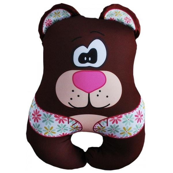 """Антистрессовая игрушка """"Медведь"""" 31х23"""