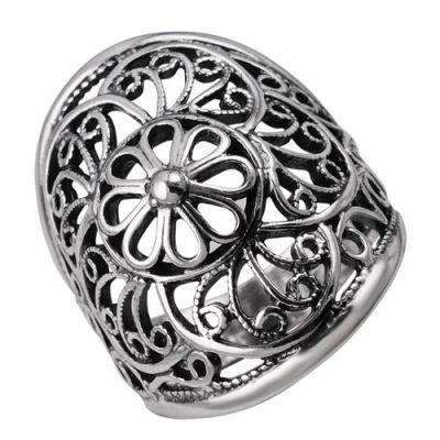 Кольцо серебряное 2302183Серебряные кольца<br>Артикул  2302183<br>Вес  6,59<br>Покрытие  оксидирование<br>Размерный ряд  17,0; 17,5; 18,0; 18,5; 19,0; 19,5;  Размер: 18.5<br><br>Принадлежность: Драгоценности<br>Основной материал: Серебро<br>Страна - производитель ткани: Россия, г. Приволжск<br>Вид товара: Серебро<br>Материал: Серебро<br>Вес: 6,59<br>Покрытие: Оксидирование<br>Проба: 925<br>Вставка: Без вставки<br>Габариты, мм (Длина*Ширина*Высота): 27*26*24<br>Длина: 5<br>Ширина: 5<br>Высота: 3<br>Размер RU: 18.5