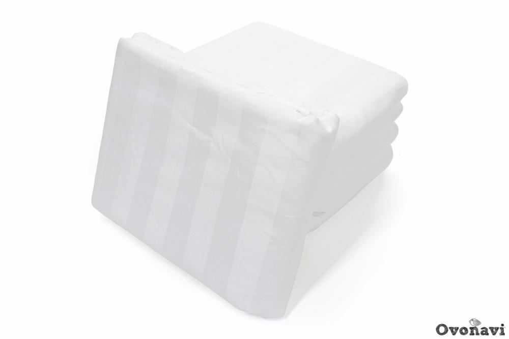 Пододеяльник страйп-сатин на молнии в ассортименте (пл. 125 грамм) 1.5 спальный (145х215)