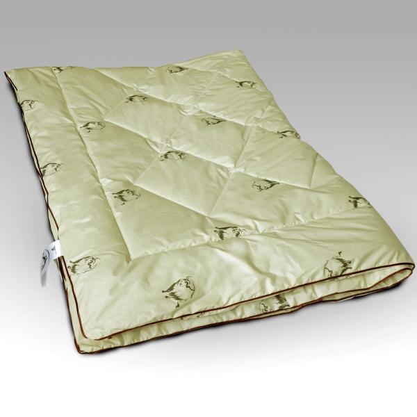 """Одеяло зимнее """"Шерсть яка"""" (тик) Евро-1 (200*220)Прочие одеяла<br>Одеяло стеганое всесезонное, плотность наполнителя 300 г/м <br>Состав: <br>Ткань 100% хлопок, тик<br>Наполнитель шерсть яка термоскрепленная<br>Цвет кремовый, набивной орнамент с логотипом яка   Размер: Евро-1 (200*220)<br><br>Тип одеяла: Премиум<br>Принадлежность: Для дома<br>По назначению: Повседневные<br>Наполнитель: Шерсть яка<br>Основной материал: Тик<br>Страна - производитель ткани: Россия, г. Иваново<br>Вид товара: Одеяла и подушки<br>Материал: Тик<br>Сезон: Зима<br>Плотность: 300 г/кв. м.<br>Толщина одеяла: Стандартное (от 300 до 500 гр/кв.м)<br>Длина: 48<br>Ширина: 38<br>Высота: 20<br>Размер RU: Евро-1 (200*220)"""