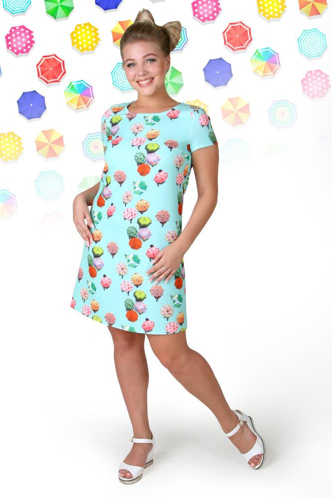 Платье женское БарбиПлатья<br>Размер: 52<br><br>Высота: 7<br>Размер RU: 52