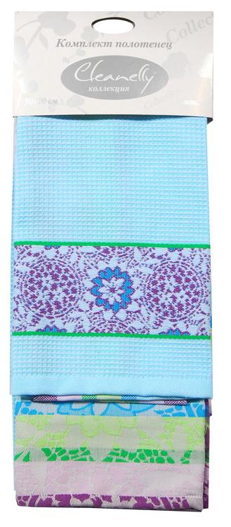 Подарочный набор Мозаика (2 полотенца)Подарочные наборы<br>Комплектация набора: 40*70 - 2 штуки.<br><br>Высота: 5