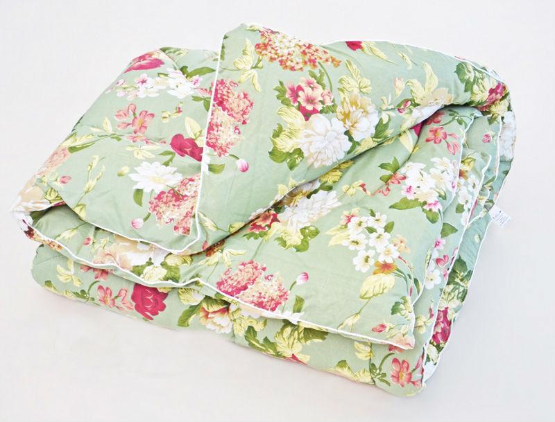 """Одеяло зимнее """"Свежесть"""" (файберсофт, полиэстер) 1,5 спальный (140*205)"""
