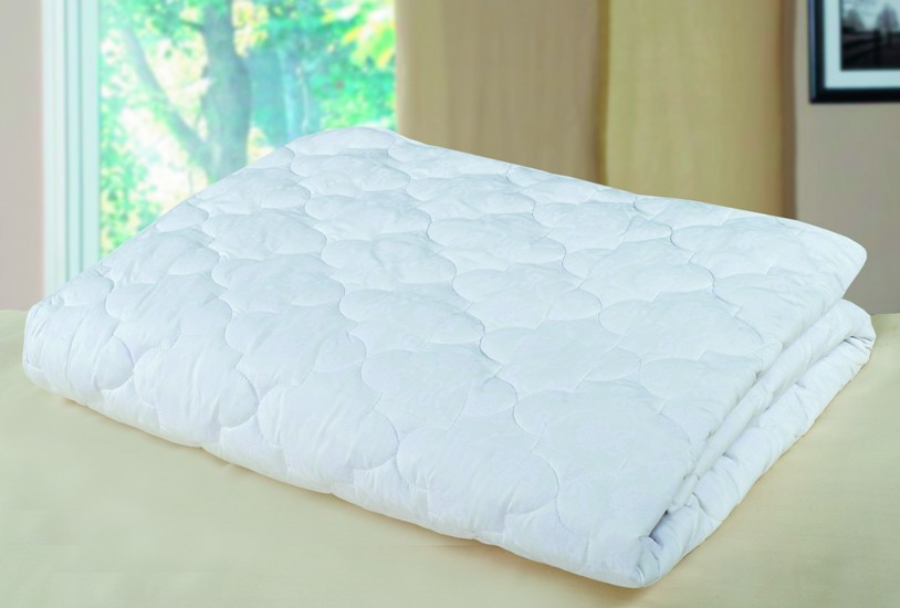 """Одеяло зимнее """"Утренняя роса"""" (эвкалипт, тик) 1,5 спальный (140*205)"""