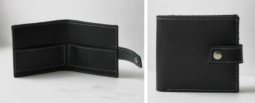 "Бумажник кожаный ""Ленар"" от Grandstock"