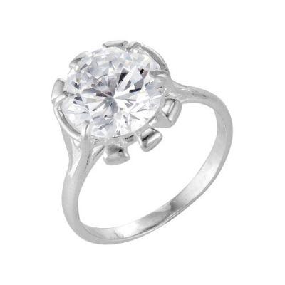 Кольцо серебряное 2386386бСеребряные кольца<br>Вес  4,88<br>Вставка  Фианит<br>Покрытие  без покрытия Размер: 19.5<br><br>Высота: 3<br>Размер RU: 19.5