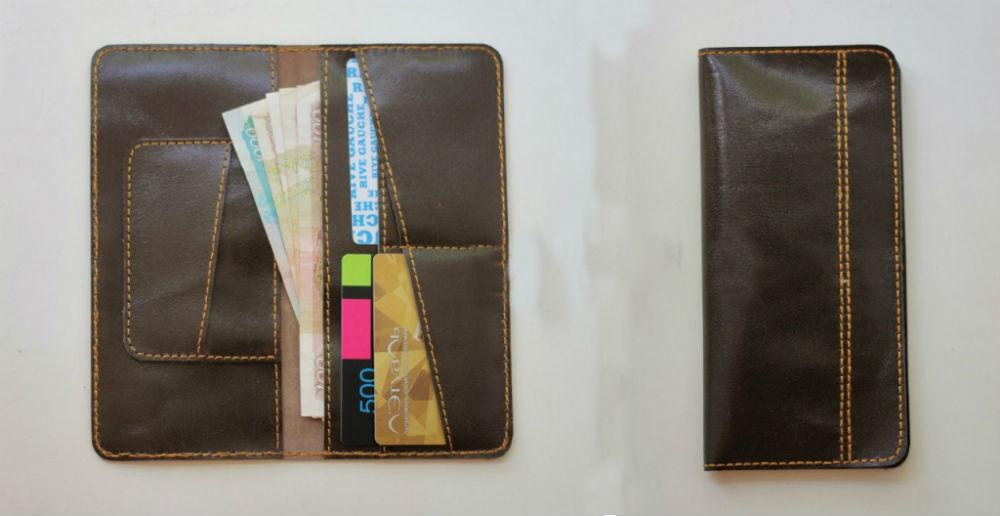 Бумажник кожаный БрендонКошельки<br>Бумажник из натуральной темно-коричневой кожи имеет 2 отделения для купюр, 6 отделений под карты и визитки.<br><br>Принадлежность: Женская одежда<br>Основной материал: Натуральная кожа<br>Вид товара: Аксессуары<br>Материал: Натуральная кожа<br>Длина: 15<br>Ширина: 7<br>Высота: 4