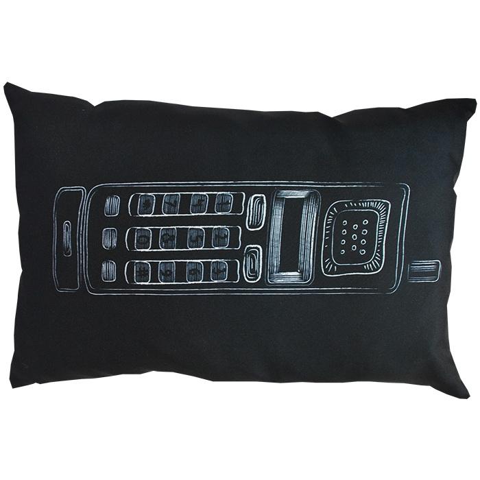 """Декоративная подушка """"Телефон"""" 35*55"""