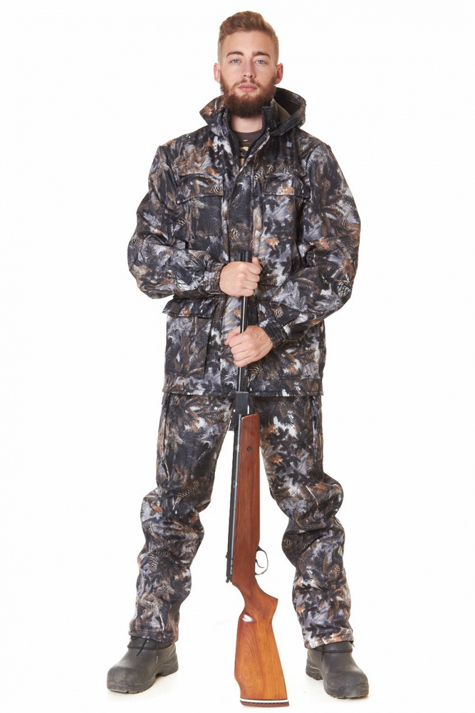 Костюм для охоты и рыбалки ЕгерьДля охотников<br>Размер: 60-62<br><br>Высота: 15<br>Размер RU: 60-62
