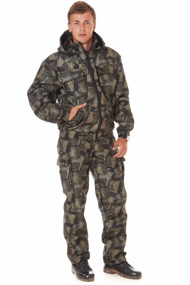 Костюм для охоты и рыбалки ПутникДля рыболовов<br>Размер: 44-46<br><br>Принадлежность: Мужская одежда<br>Основной материал: Полофлис<br>Страна - производитель ткани: Россия, г. Родники<br>Вид товара: Одежда<br>Материал: Полофлис<br>Сезон: Весна - осень<br>Тип застежки: Молния<br>Состав: 100% полиэстер<br>Длина рукава: Длинный<br>Длина: 35<br>Ширина: 25<br>Высота: 15<br>Размер RU: 44-46