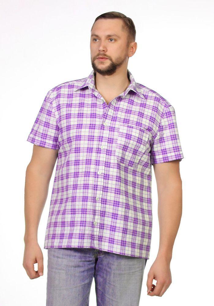Рубашка мужская из льна АльбертоРубашки<br>Рубашка &amp;amp;mdash; классика мужского гардероба. Благо, сегодня существует огромное разнообразие моделей, которые подходят для разных случаев: для работы, праздника или простой прогулки. Главное, чтобы качество материала было высоким &amp;amp;mdash; доказательством тому служит рубашка мужская из льна Альберто.<br>Изделие имеет полуприталенный силуэт, короткий рукав, классический воротник и удобный карман на груди. Сшита рубашка из льна &amp;amp;mdash; самого натурального и гипоаллергенного материала, который идеально подходит для жары. Льняная ткань отличается не только высокими воздухопроницаемыми свойствами, но и обладает антисептическим действием. Дизайн изделия выполнен в классическом рисунке клетка.<br>Задумали приобрести обновку? Тогда не проходите мимо мужской рубашки Альберто. Качественный натуральный материал, приятная расцветка и широкий размерный ряд говорят исключительно в ее пользу! Размер: 50<br><br>Принадлежность: Мужская одежда<br>Основной материал: Лен<br>Страна - производитель ткани: Россия, г. Пучеж<br>Вид товара: Одежда<br>Материал: Лен<br>Длина: 18<br>Ширина: 12<br>Высота: 7<br>Размер RU: 50