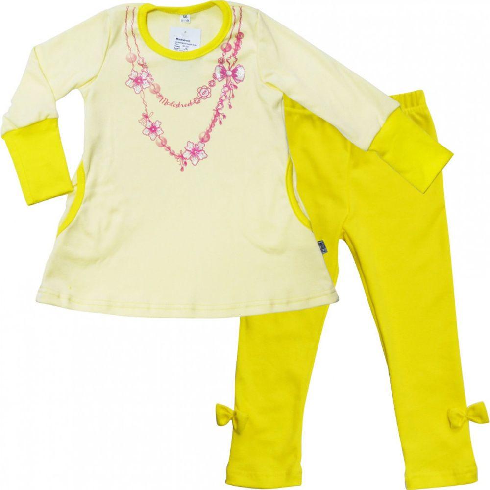 Костюм Маленькая ЛедиПрочие костюмы<br>Леди не рождаются - ими становятся, и становятся ими лишь те девочки, чьи мамы точно знают, как воспитать настоящую леди. А первый шаг к воспитанию леди - это формирование у своей дочери идеального вкуса в одежде.   Детский костюм Маленькая Леди - это именно то, с чего и стоит все начинать! Не влюбиться в данную модель просто невозможно. Поначалу девочка, конечно же, будет восхищена его дизайном, насыщенной цветовой гаммой, изящными украшениями, а позже по достоинству оценит и его комфортабельность.  Детский костюм Маленькая Леди позволит вашей малышке всегда выглядеть так, как подобает настоящей леди, но при этом чувствовать себя вполне свободно во время игр. Размер: 30<br><br>Принадлежность: Детская одежда<br>Комплектация: Леггинсы, кофта<br>Возраст: Дошкольник (1-6 лет)<br>Пол: Девочка<br>Основной материал: Интерлок<br>Страна - производитель ткани: Россия, г. Иваново<br>Вид товара: Детская одежда<br>Материал: Интерлок<br>Состав: 80% хлопок, 20% лайкра<br>Длина: 19<br>Ширина: 10<br>Высота: 6<br>Размер RU: 30