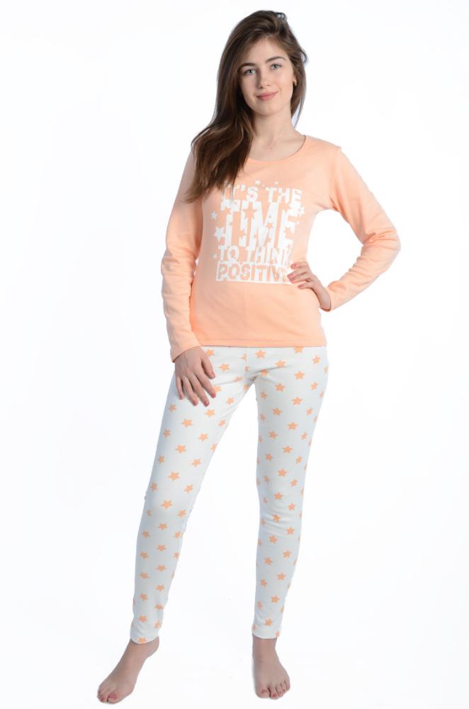 Пижама женская ЗвёздочкаПижамы<br>Размер: 54<br><br>Высота: 7<br>Размер RU: 54