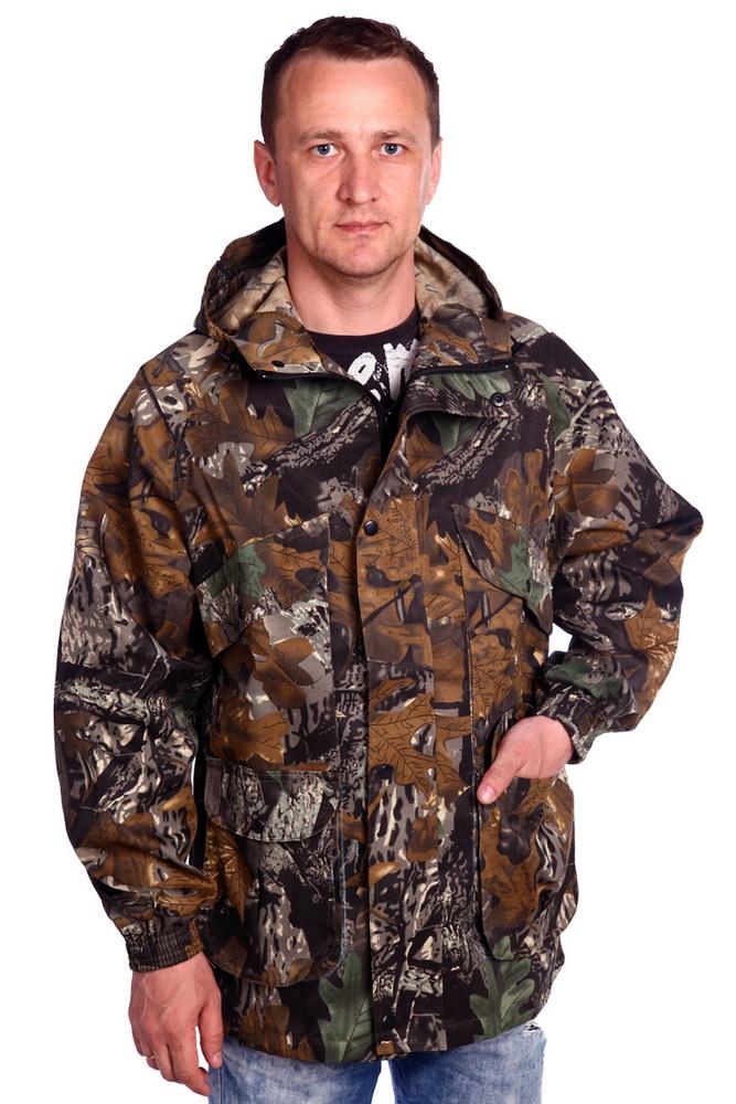 Ветровка ЗверобойДля прочих профессий<br>Куртка прямого силуэта с застежкой на молнию, с капюшоном, втачанным в горловину.  Размер: 56-58<br><br>Высота: 8<br>Размер RU: 56-58
