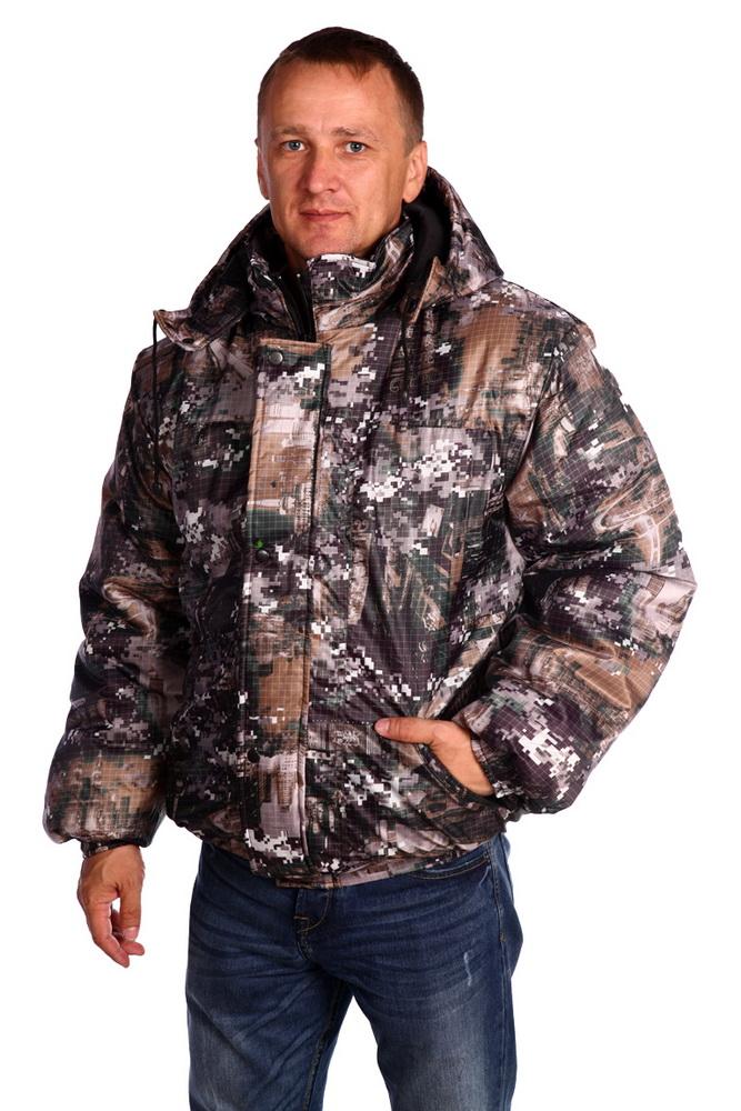 Куртка мужская ВегаДля прочих профессий<br>Куртка укороченная, прямого силуэта с центральной застежкой-молнией. Утеплитель- синтепон. Размер: 52-54<br><br>Принадлежность: Мужская одежда<br>Основной материал: Оксфорд<br>Страна - производитель ткани: Россия, г. Иваново<br>Вид товара: Одежда<br>Материал: Оксфорд<br>Сезон: Зима<br>Тип застежки: Молния<br>Длина рукава: Длинный<br>Длина: 35<br>Ширина: 25<br>Высота: 12<br>Размер RU: 52-54