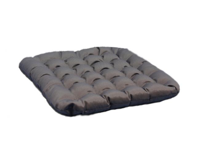 "Подушка на сиденье ""Уют"" (лузга гречихи) (40*40) от Grandstock"