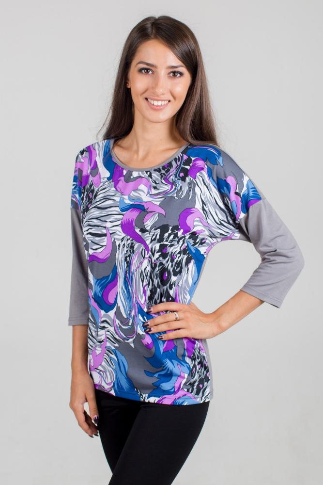 Блузка женская РавенаБлузки<br>Размер: 50<br><br>Высота: 7<br>Размер RU: 50