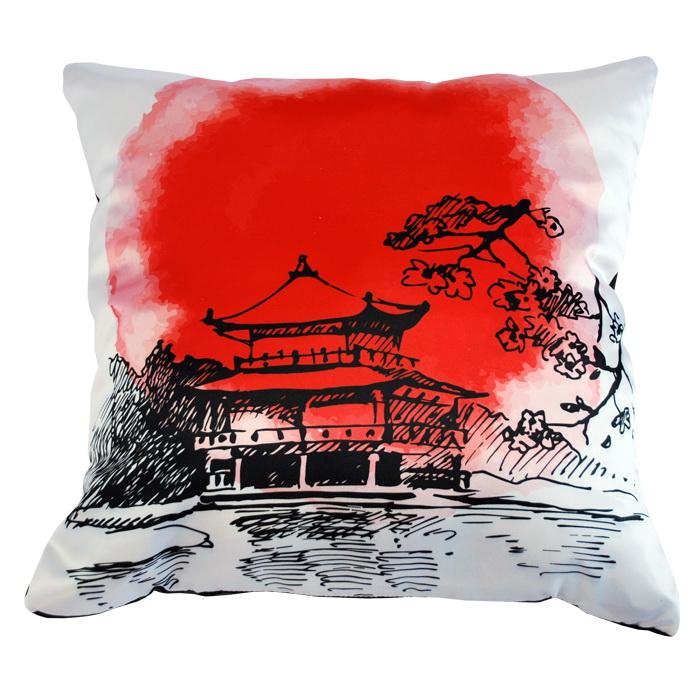 "Декоративная подушка ""Нагасаки"" 35*35"