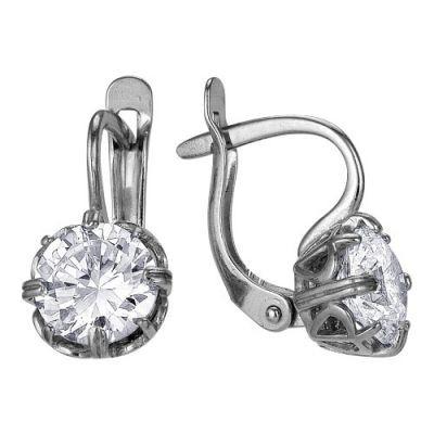 Купить Серьги серебряные 3382725