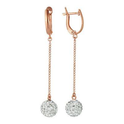 Купить Серьги серебряные 3366721