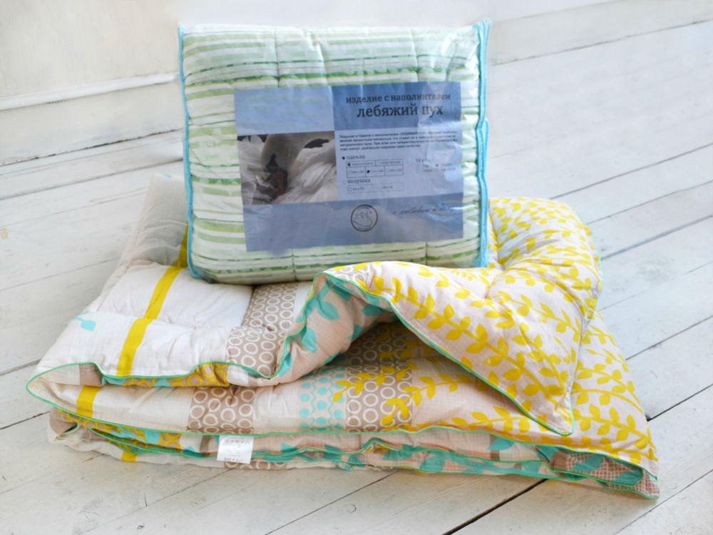 Купить Одеяло зимнее Тишина (лебяжий пух, поплин)