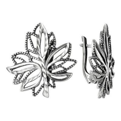 Купить Серьги серебряные 3302254-5