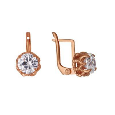 Купить Серьги серебряные 335137