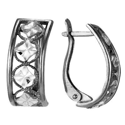 Купить Серьги серебряные 3302583-5