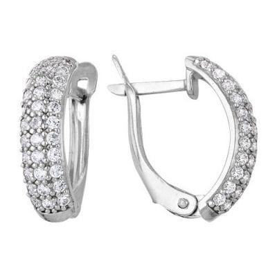 Купить Серьги серебряные 3386104Д