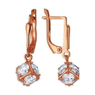 Купить Серьги серебряные 3382706