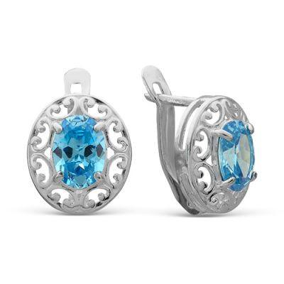 Купить Серьги серебряные 3386544б3