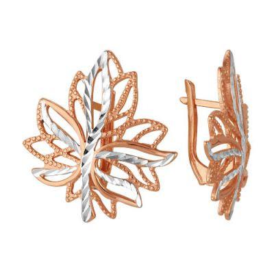 Купить Серьги серебряные 3302255-5
