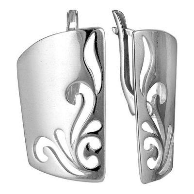 Купить Серьги серебряные 3302434