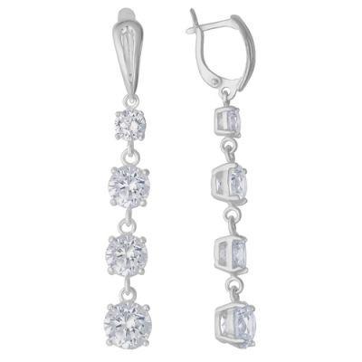 Купить Серьги серебряные 3382374-Б