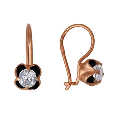 Купить Серьги серебряные 343551010
