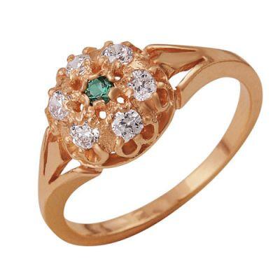 Купить Кольцо серебряное 238412-7